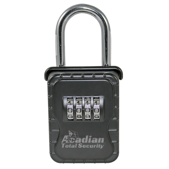 Hanging Secure Lockbox Keybox